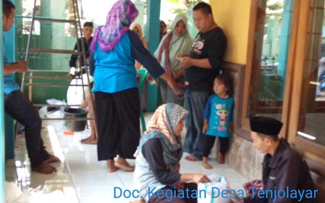 UPZ Desa Tenjolayar Serentak Terima Titipan Zakat Fitrah