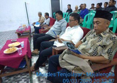 Musyawarah Desa Tingkatkan Koordinasi Antar Lembaga