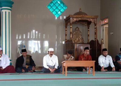 Camat Cigasong Hadiri Maulid Nabi Muhammad Saw. Di Desa Tenjolayar