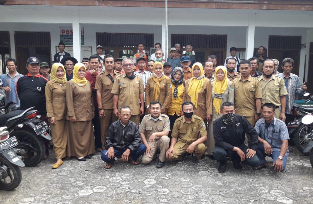 BPP Cigasong Kabupaten Majalengka Gelar Rapat Pamong Tani Desa